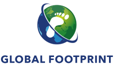 global footprint logo